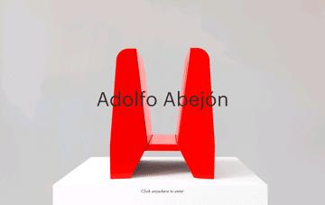 Adolfo Abejón Web Design