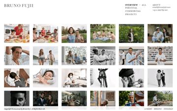 Bruno Fujii Web Design