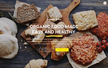 Organic Bites Web Design