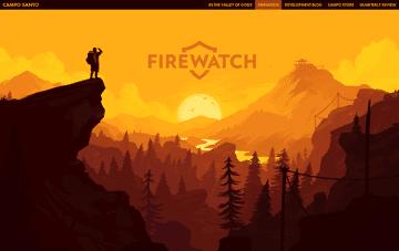 Firewatch Web Design