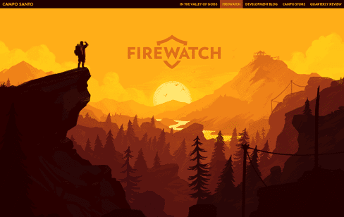 Firewatch Web Design