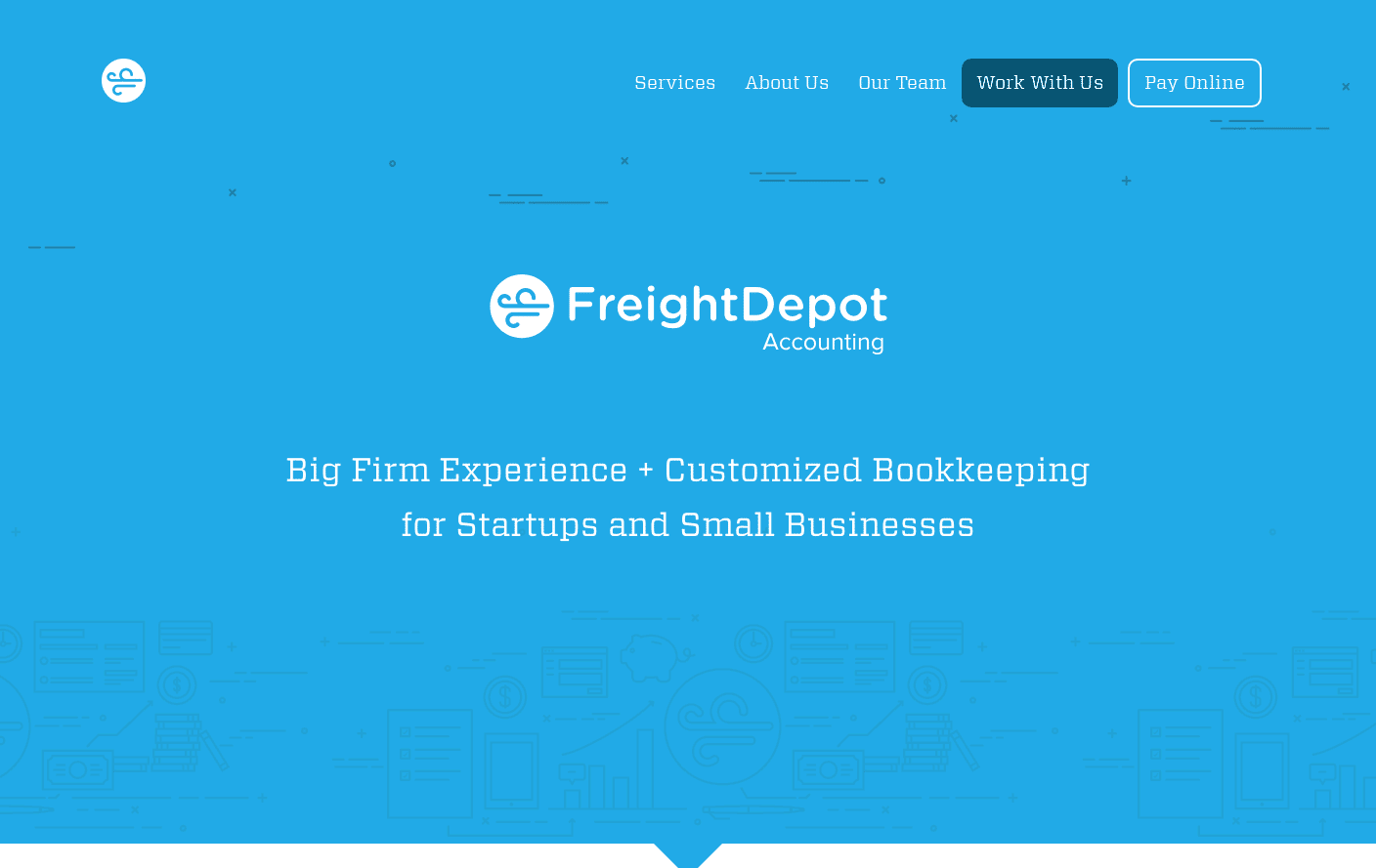 Freight Depot Accounting