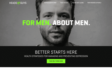 HeadsUpGuys Web Design