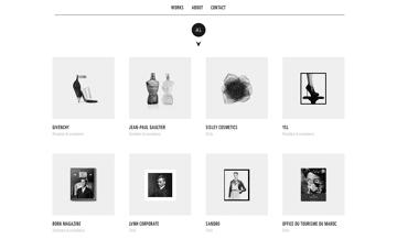 Isabelle Gusching Web Design
