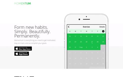 Momentum Web Design
