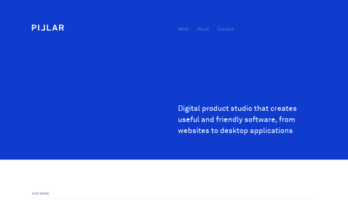 Pillar Web Design