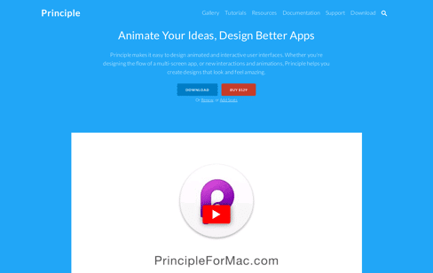 Principle Web Design