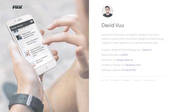David Vuu, Melbourne Web Design