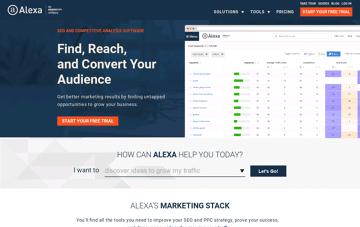 Alexa Web Design