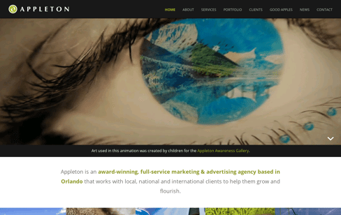 Appleton Creative Web Design