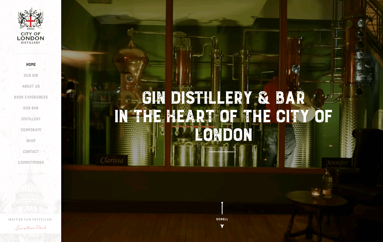 London Gin Distillery