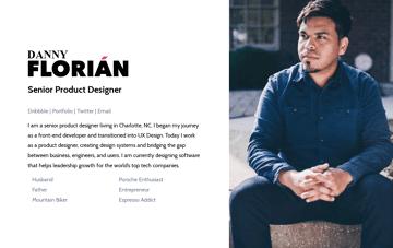 Danny Florian Web Design