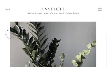 Envelope Web Design