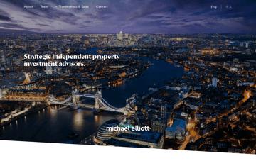 Michael Elliott Web Design