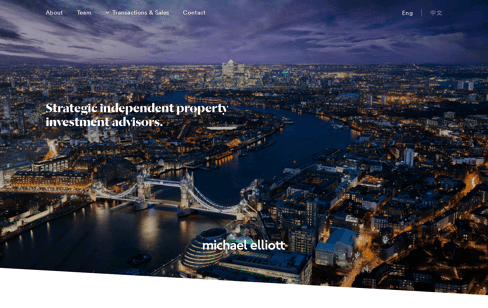Michael Elliott Web Design