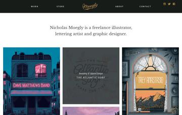 Nicholas Moegly Web Design