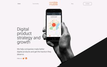 Nimble Mobile Web Design