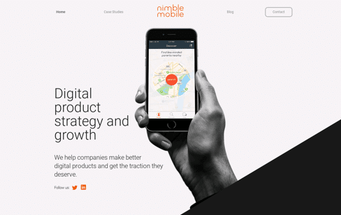Nimble Mobile Web Design