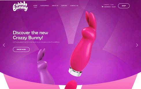 OhhhBunny Web Design