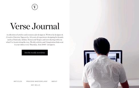 VERSE Web Design