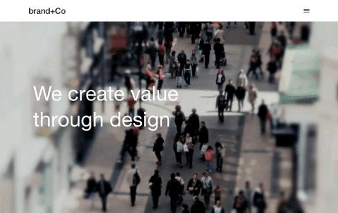 brand+Co Web Design