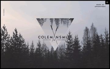 Coleman Smith  Web Design