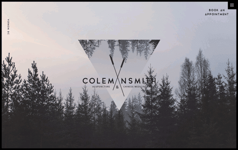 Coleman Smith  Web Design