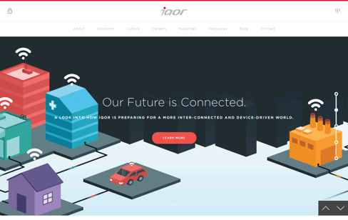 iQor Web Design