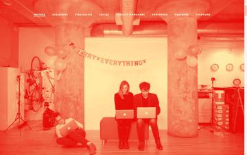 Merry Everything Web Design