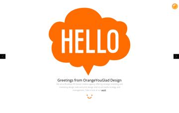 OrangeYouGlad Web Design