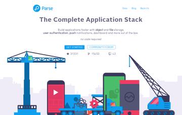 Parse Web Design