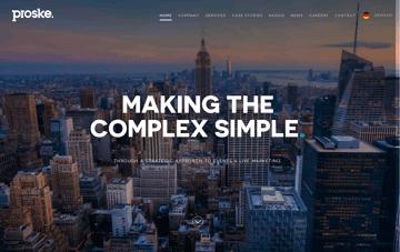 Proske Web Design