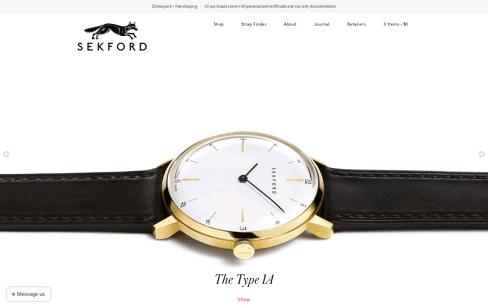 SEKFORD Web Design