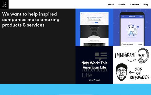 Studio Rodrigo Web Design
