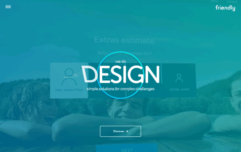 The Friendly Agency Web Design
