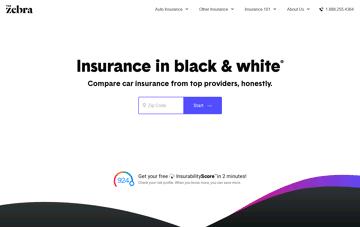 The Zebra Web Design