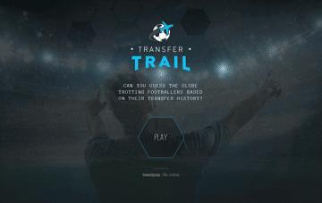 Transfer Trail Web Design