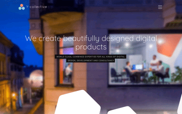 Y-collective Web Design