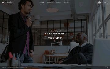 Ace Studio Web Design