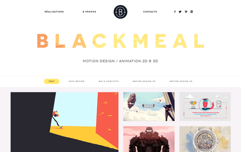 Blackmeal Web Design