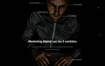 Álvaro Bautista Web Design