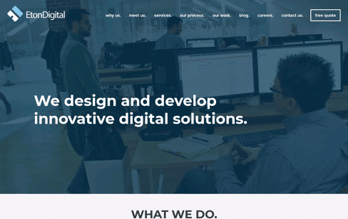 EtonDigital Web Design