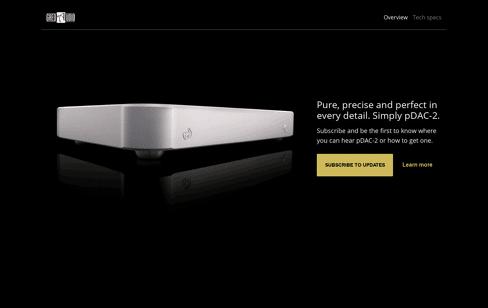 GredAudio Web Design
