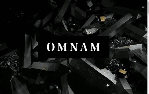 OMNAM Web Design