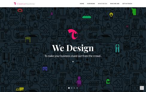 Creative Insomnia Web Design