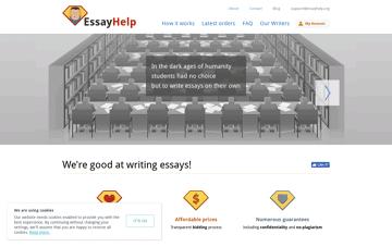Essay Help Web Design