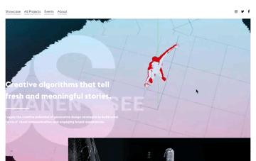 Patrik Huebner Web Design