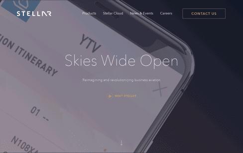 Stellar Web Design