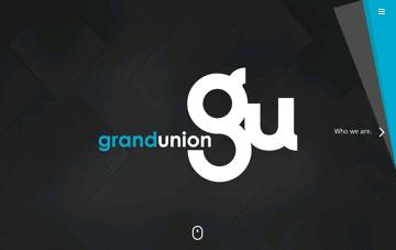 Grand Union Portugal Web Design