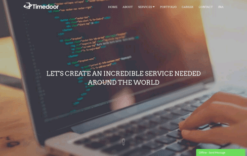 Timedoor Web Design